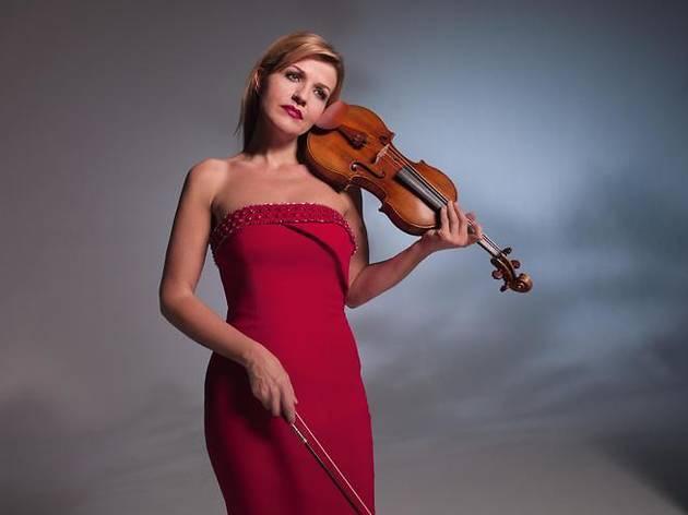 Anne-Sophie Mutter + Orquesta Nacional de España