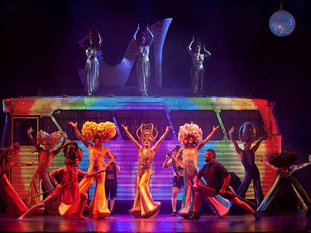 New Year's Eve with 'Priscilla, Queen of the Desert' 2014