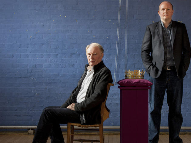 Mike Bartlett and Tim Pigott-Smith interview: 'Images of the royal family are illegal on the tube!'