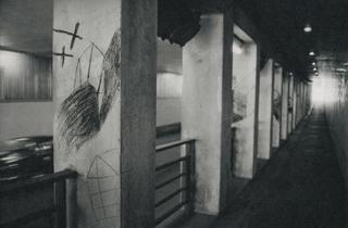 (Miriam Cahn, 'Pont de l'Alma, Paris', 1979 / © Miriam Cahn)