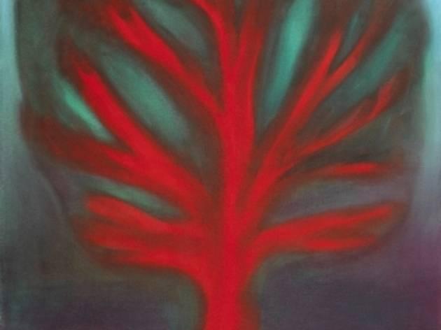 (Miriam Cahn, 'Baum', 2012 / © Miriam Cahn)