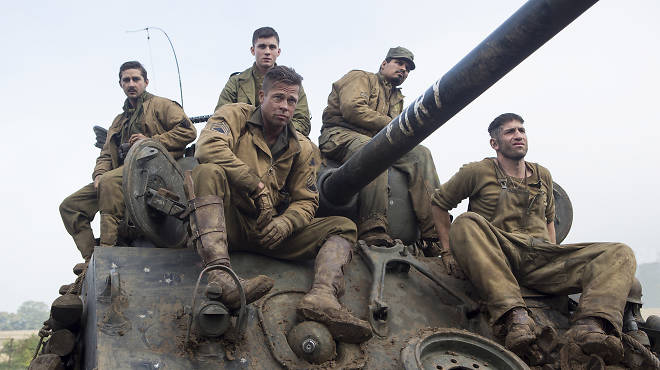 Review: Fury