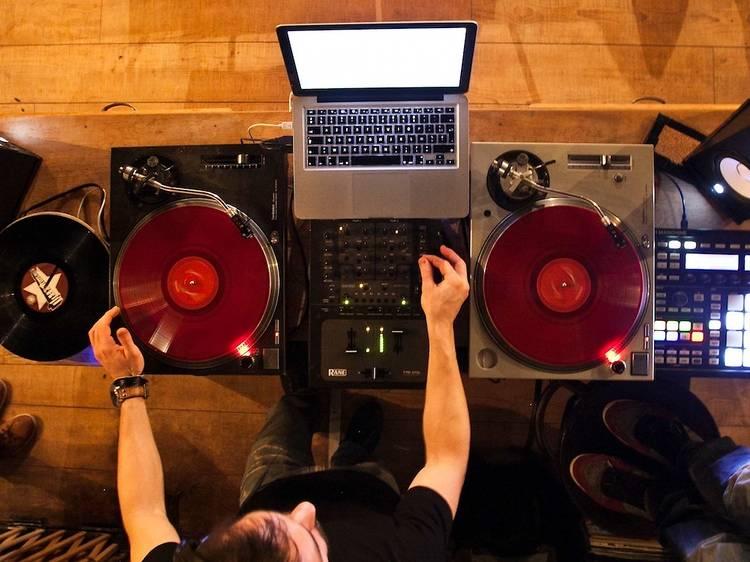 Bars à musique