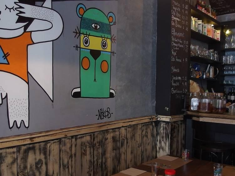 Meilleur bar à musique : La Petite Chaufferie
