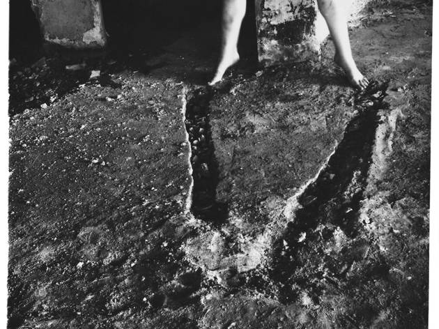 Francesca Woodman (From Angel Series, Rome, Italy, 1977-1978)