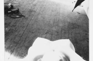 Francesca Woodman ('On Being an Angel, Providence, Rhode Island', 1976)