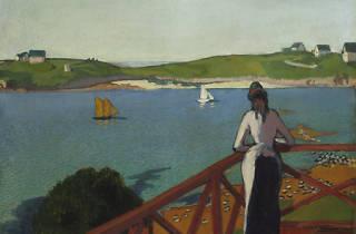 Exposition Emile Bernard à l'Orangerie