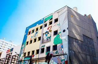 Mural del cómic (Daniel Torres, 2011)
