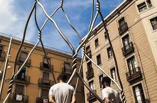 A los castellers (Antoni Llena, 2012)