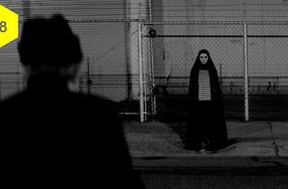 A Girl Walks Home Alone at Night, London Film Festival