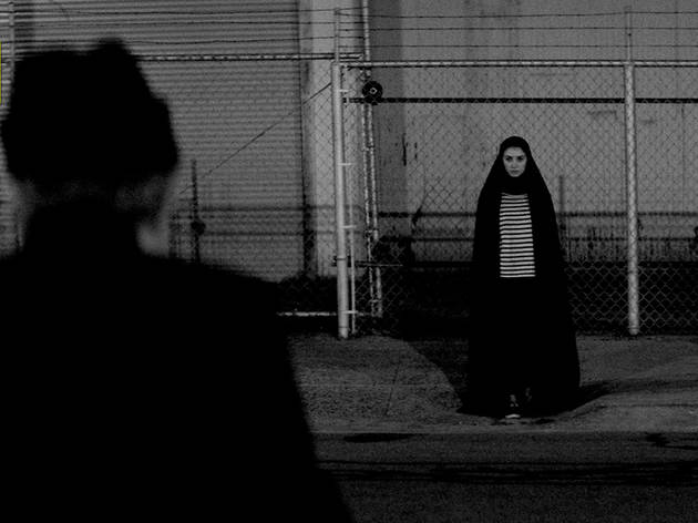 A Girl Walks Home Alone at Night, London Film Festival