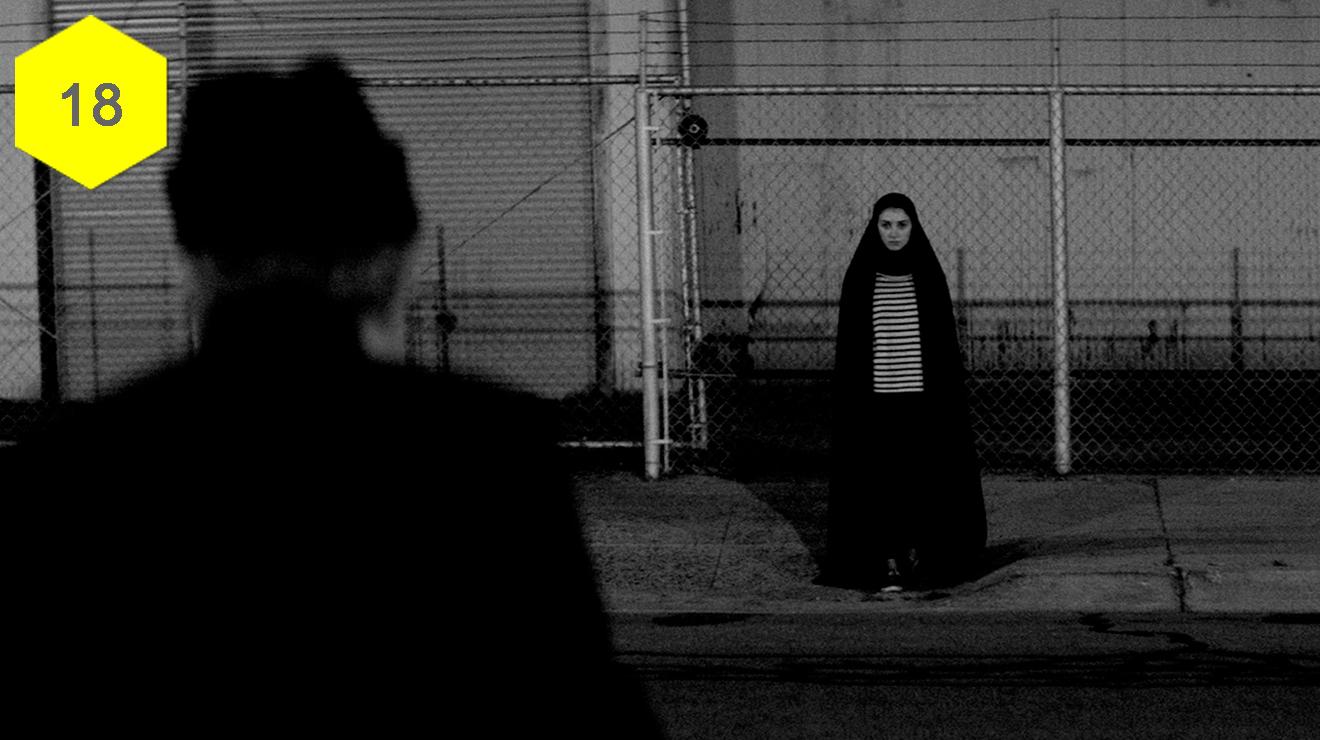 A Girl Walks Home Alone at Night screening