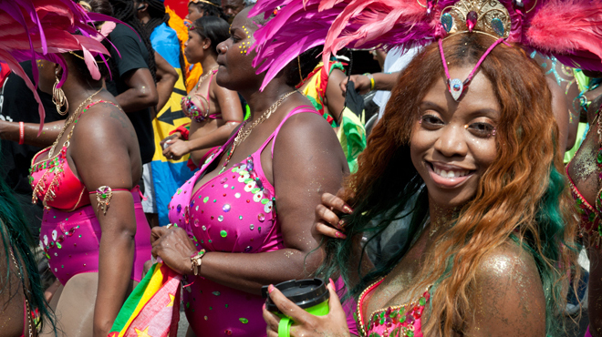 30 dazzling photos of the West Indian–American Carnival Parade 2014