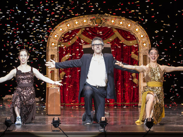 WBEZ presents Three Acts, Two Dancers, One Radio Host: Ira Glass with Monica Bill Barnes and Anna Bass
