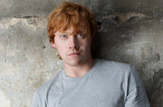 Rupert Grint talks about his splashy Broadway debut and looking back (or not) on his Harry Potter years