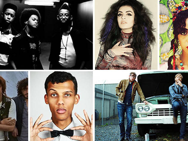 We are itching to see Unlocking the Truth, Charli XCX, FKA Twigs, Julian Casablancas, Stromae and the Black Keys on tour.