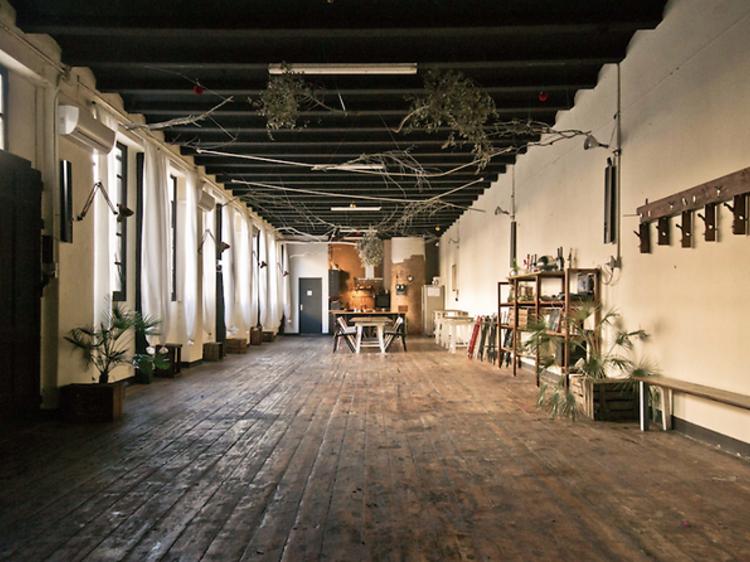 Hidden Factory Barcelona