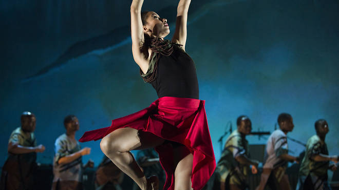The best dance shows this month