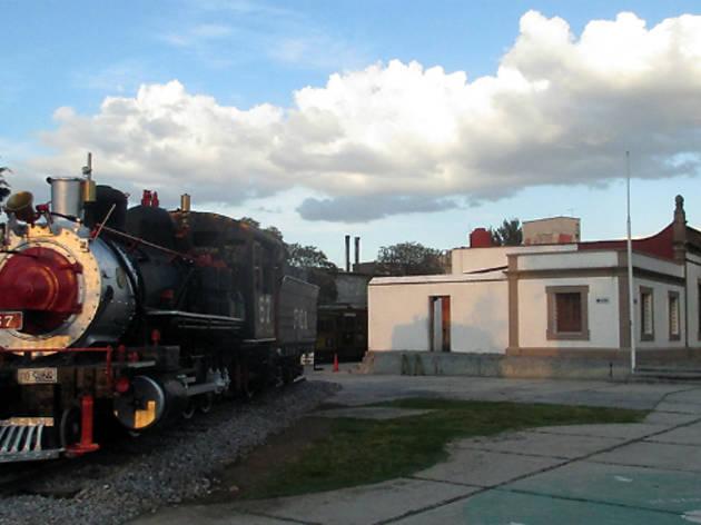Museo de los Ferrocarrileros