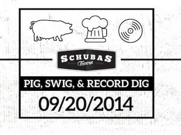 Pig, Swig and Record Dig