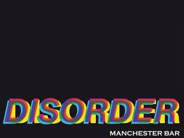 La [2] de Nitsa: Disorder | Manchester Sound + Gary Clark + Graham + Loopneo VJ
