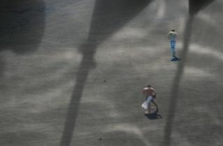 (Michel Houellebecq, 'Mission #02' / © Michel Houellebecq)