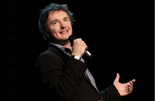 Dylan Moran – Off the Hook