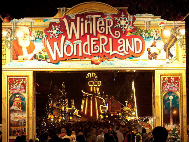 Your guide to Winter Wonderland