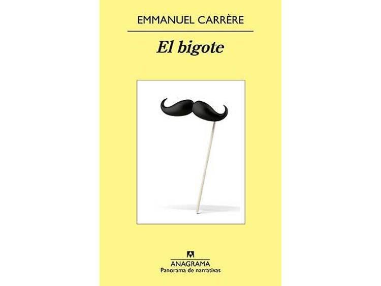 'El bigote', de Emmanuel Carrère