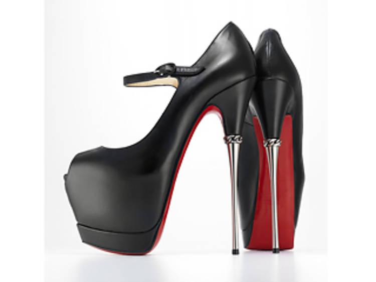 """Killer Heels: The Art of the High-Heeled Shoe"""