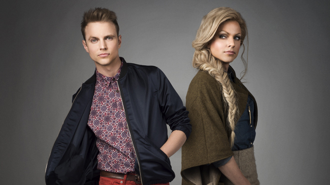 Drag Race's Courtney Act talks fall fashion trends and reality TV​ (2014)