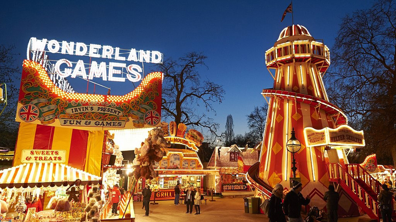15 festive things at Winter Wonderland