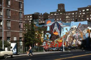 Flash-back : Murals, Etats-Unis, années 70