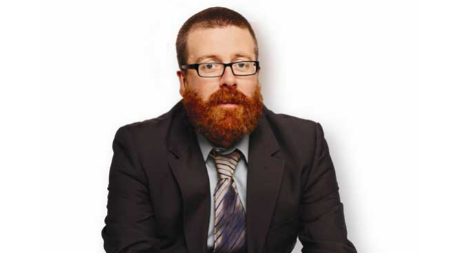 Frankie Boyle – Work-in-Progress