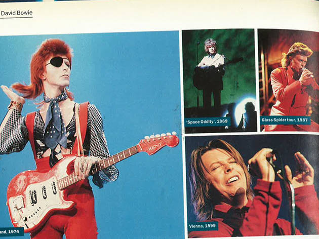 We combed the Time Out archive for the best moments of our David Bowie interviews.