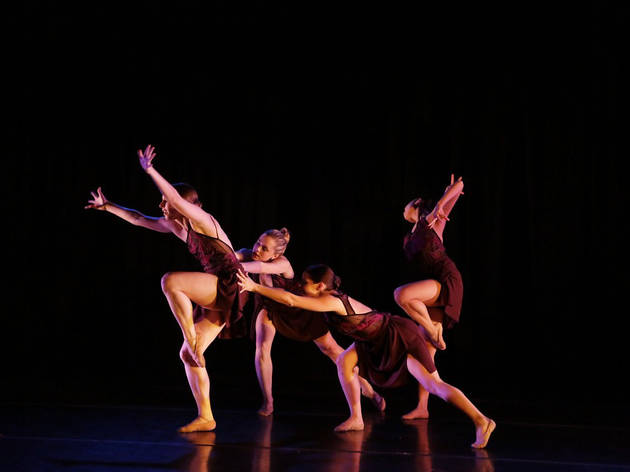 Chicago Repertory Ballet benefit performance