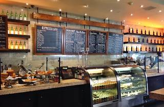 Caffe Primo in West Hollywood