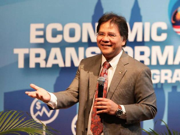 Know Your Economy: A quiz night with Dato' Sri Idris Jala