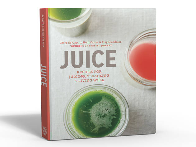 Pressed Juicery JUICE Book Launch Party & Signing