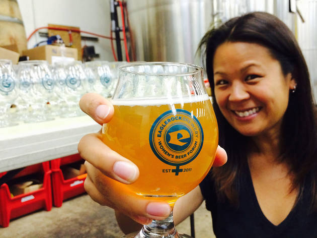 (Photograph: Courtesy Eagle Rock Brewery)