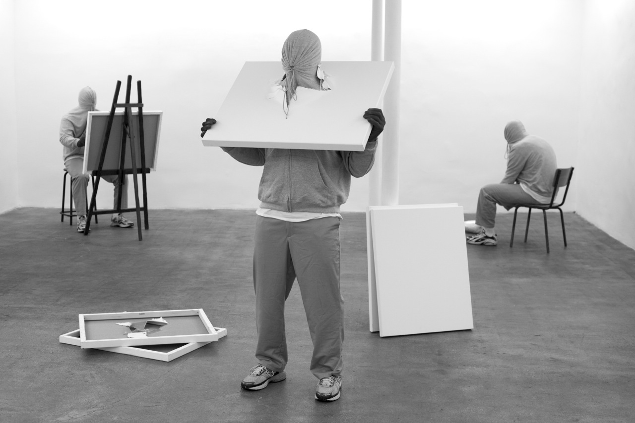 Mark Jenkins, 'The Studio', 2012, courtesy de l'artiste