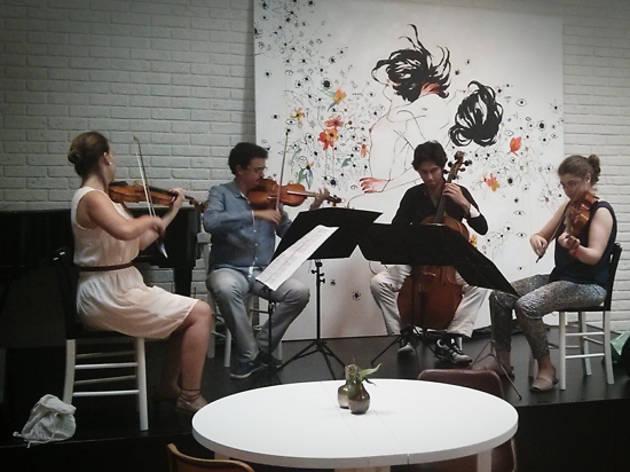 30 minutos de clásica: Quartet de Corda Armida