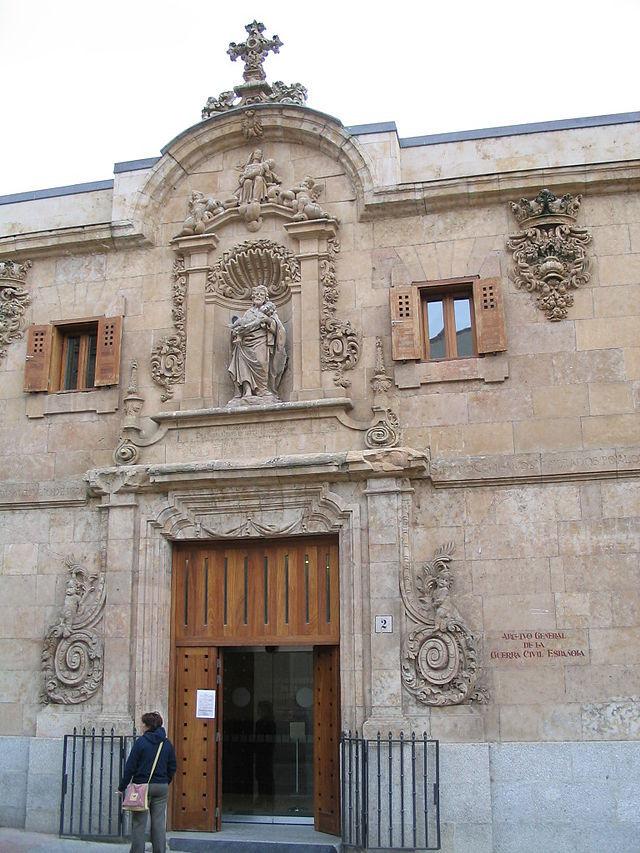 Arxiu de Salamanca