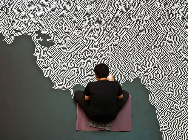Motoi Yamamoto - 'Labyrinth'