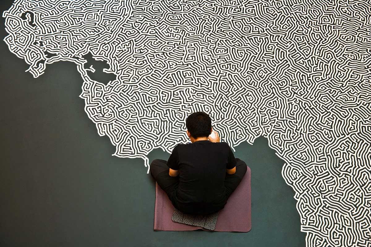 Motoi Yamamoto – 'Labyrinth'
