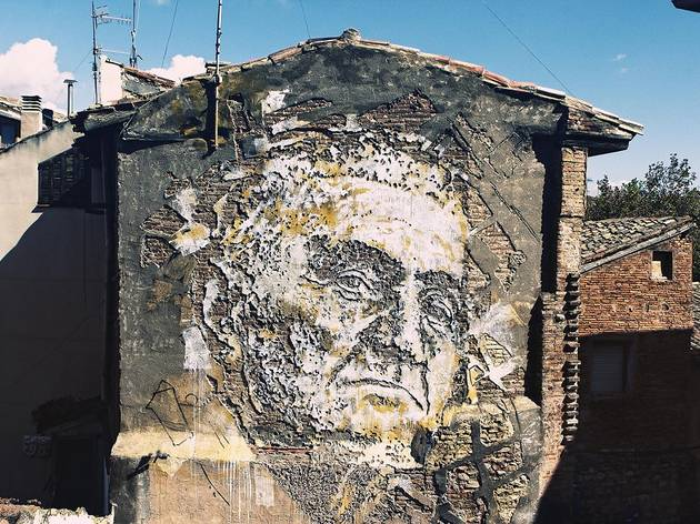 Vhils – 'Scratching the Surface'