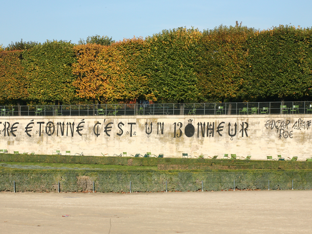 Jacques Villeglé – 'Être étonné c'est un bonheur'