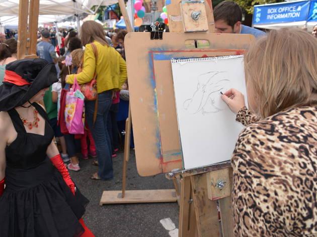 92Y Street Y Annual Street Festival