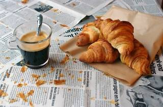 A croissant Les Halles, Zurich Restaurants & Cafes, Time Out Switzerland