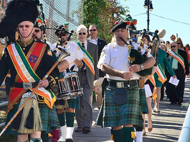 Around the World with CMA: Irish Festival